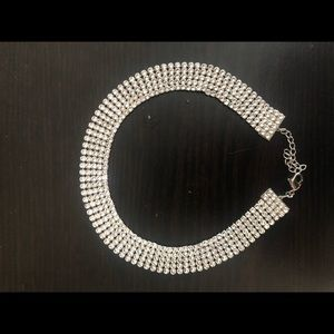 Swarovski fit necklace (choker)